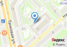 Компания «Студия макияжа и стиля Натальи Еселевич» на карте
