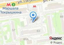 Компания «А-СТУДИЯ» на карте
