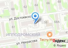 Компания «Некрасовский строящийся жилой комплекс» на карте