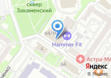 """Компания «МЕДИЦИНСКИЙ ЦЕНТР """"ELITE TIME""""» на карте"""