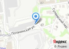Компания «ЧЕКИСТ» на карте