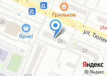 Компания «Арт-студия татуировки Ильи Шаталова» на карте