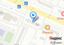 Компания «Белёк» на карте