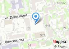 Компания «ТрансПроект» на карте