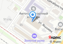 Компания «АНАХИТА» на карте