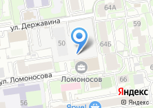 Компания «ИНТ-СтанкоКомплекс» на карте