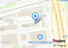 Компания «Грузлайн» на карте