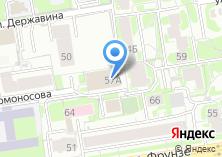 Компания «Сибнефтегеофизика» на карте
