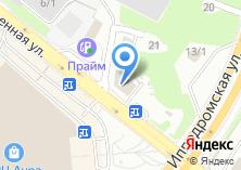 Компания «Mobil 1» на карте