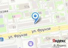 Компания «Autoapteka54» на карте
