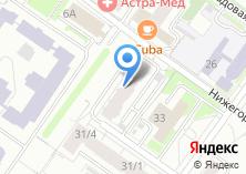 Компания «Массажный центр» на карте
