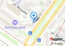 Компания «Новосибирская Телекоммуникационная Компания» на карте