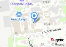 Компания «Чистомаш» на карте