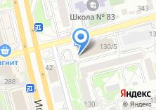 Компания «Ногтевая студия Натальи Петрукович» на карте