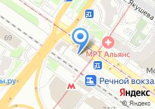 Компания «ГвоздьБери» на карте