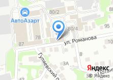 Компания «АБ-АВТО» на карте