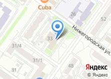 Компания «Отдел по жилищным вопросам Администрации Октябрьского района» на карте