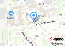 Компания «Димате-Сибирь» на карте