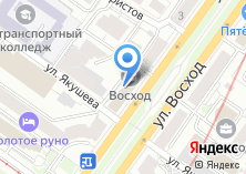 Компания «ЮНАКО» на карте