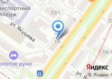 Компания «АлексМарМебель» на карте