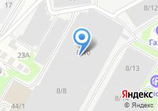 Компания «Хокка» на карте