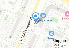 Компания «Продовольственный магазин на ул. Гребенщикова» на карте