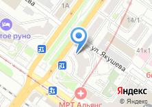 Компания «Автоодеяло НСК» на карте