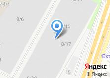 Компания «ST-сервис» на карте