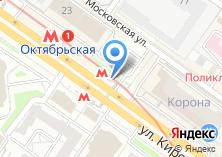 Компания «Банкомат Новосибирский Муниципальный банк» на карте
