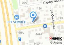 Компания «Автоколесо» на карте