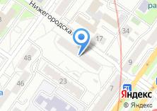 Компания «Школа безаварийного вождения Всероссийское общество автомобилистов» на карте