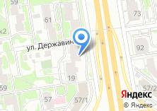 Компания «Оазиспром» на карте