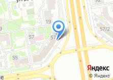 Компания «Реноме-Нск производственно-торговая компания» на карте