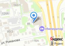 Компания «СибАвтоПлюс» на карте