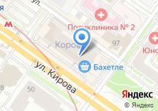 Компания «Грузомастер» на карте