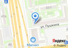 Компания «Альппик» на карте