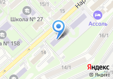 Компания «Детский сад №325» на карте