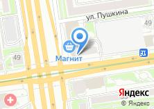 Компания «МИГ-Сервис Сибирь» на карте