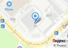 Компания «СибМашПолимер» на карте