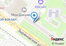 Компания «Новокуб» на карте