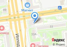 Компания «БРЕНД» на карте