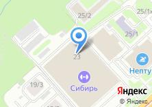 Компания «Восьмерка» на карте