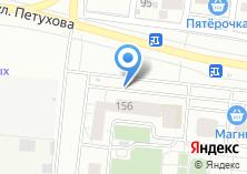 Компания «Тулинка» на карте