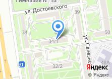 Компания «NDS» на карте