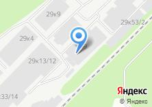 Компания «Цвет & Стиль салон» на карте