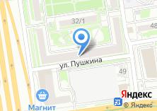 Компания «SV» на карте