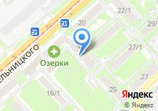 Компания «Кошкин дом» на карте