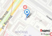 Компания «Областной центр информационных технологий» на карте