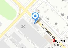 Компания «ОСАГО54.РФ» на карте
