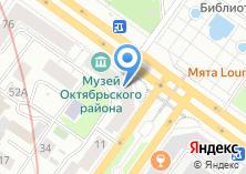 Компания «Новосибирский Муниципальный банк» на карте